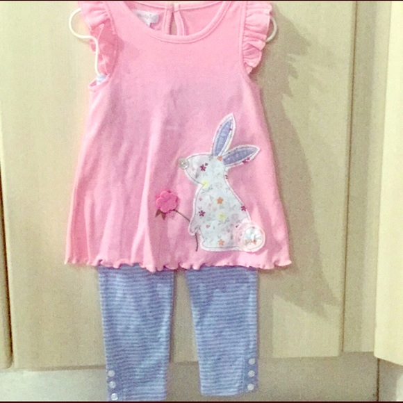 4439d2502 Mud Pie Matching Sets | Easter Bunny Outfit | Poshmark